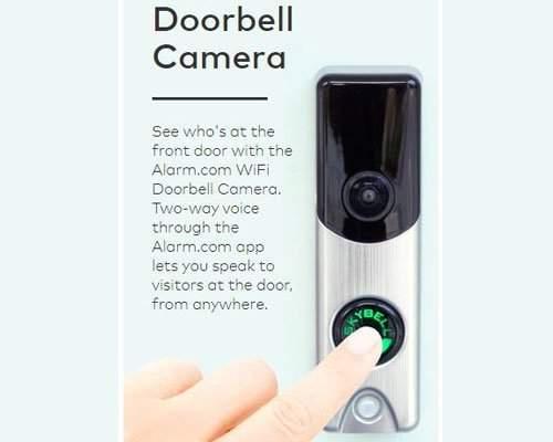 Door Bell Security Camera & Info