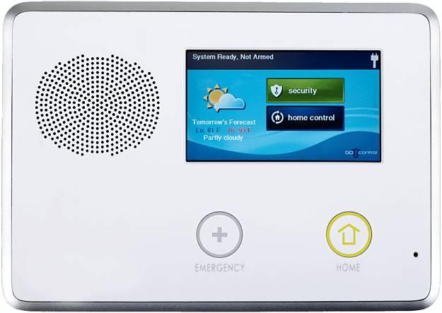 Alarm-System-Panel