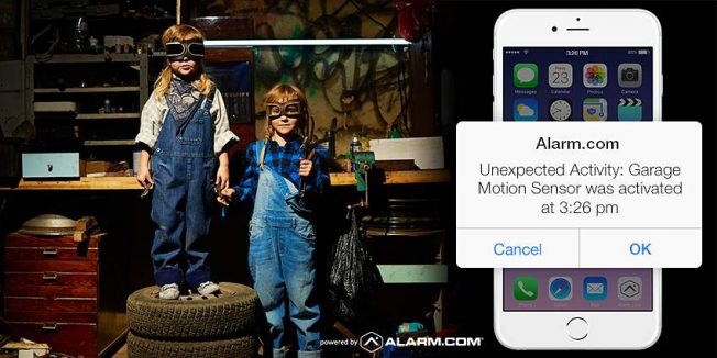 Get Alerted To Unexpected Activity